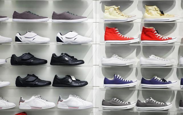 Sneaker types